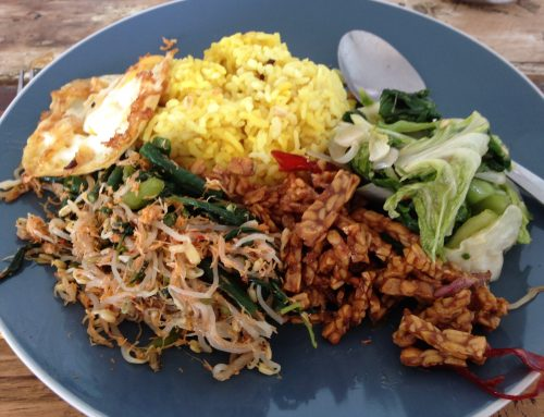 Do No Ham – the musings of a reluctant vegetarian